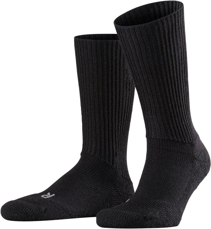 Falke Walkie Hiking Socks Black