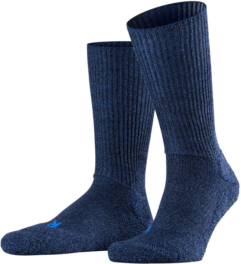 FALKE Walkie Wander Socken Navy 6670