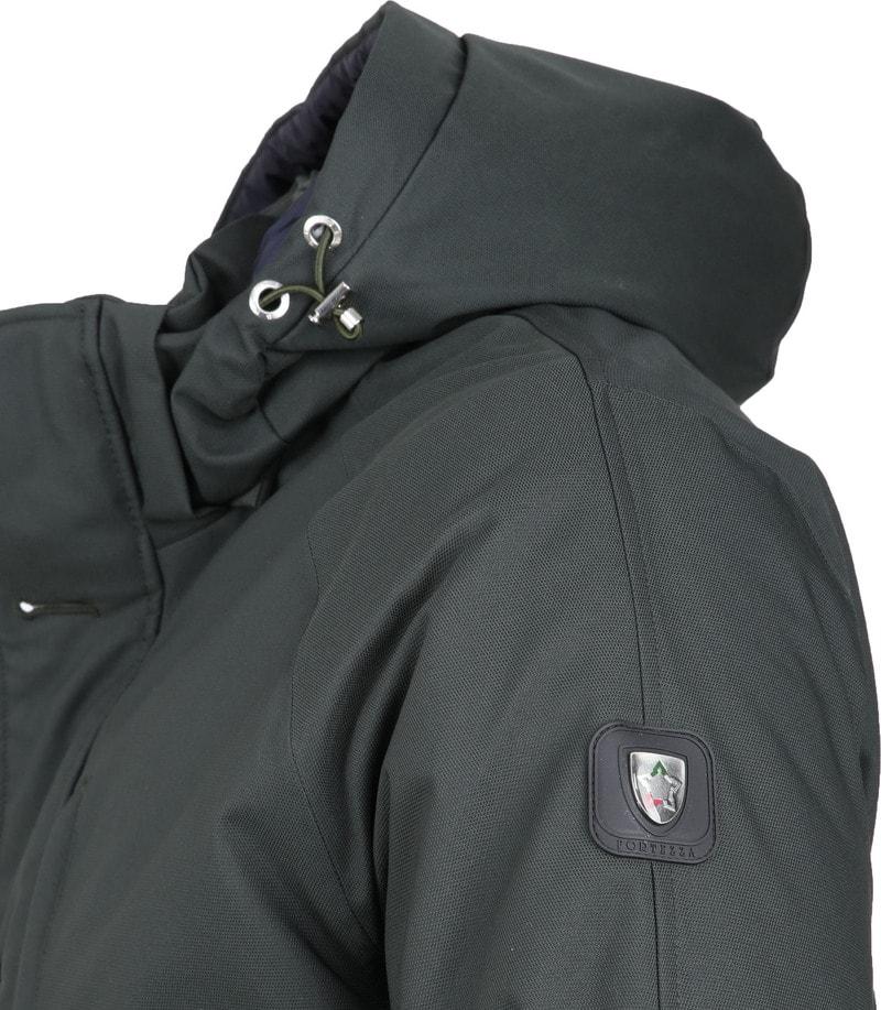 Fortezza Pollone Jacket Dark Green photo 4