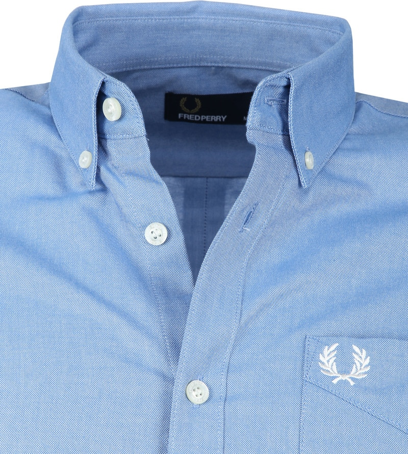 Fred Perry Classic Shirt Blue photo 1