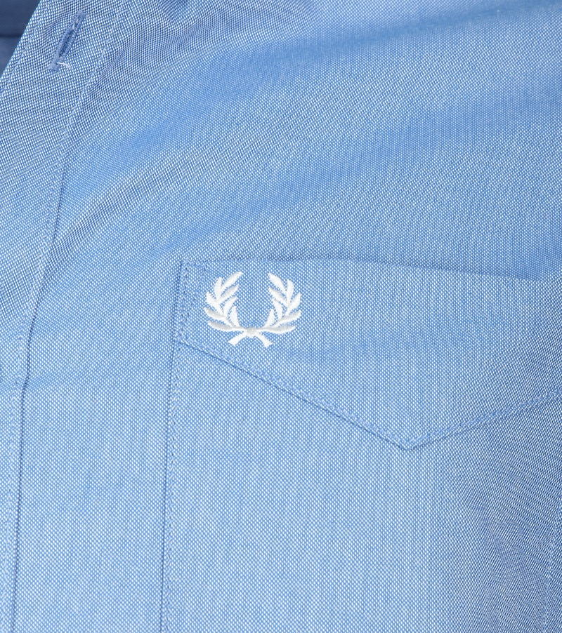 Fred Perry Classic Shirt Blue photo 2