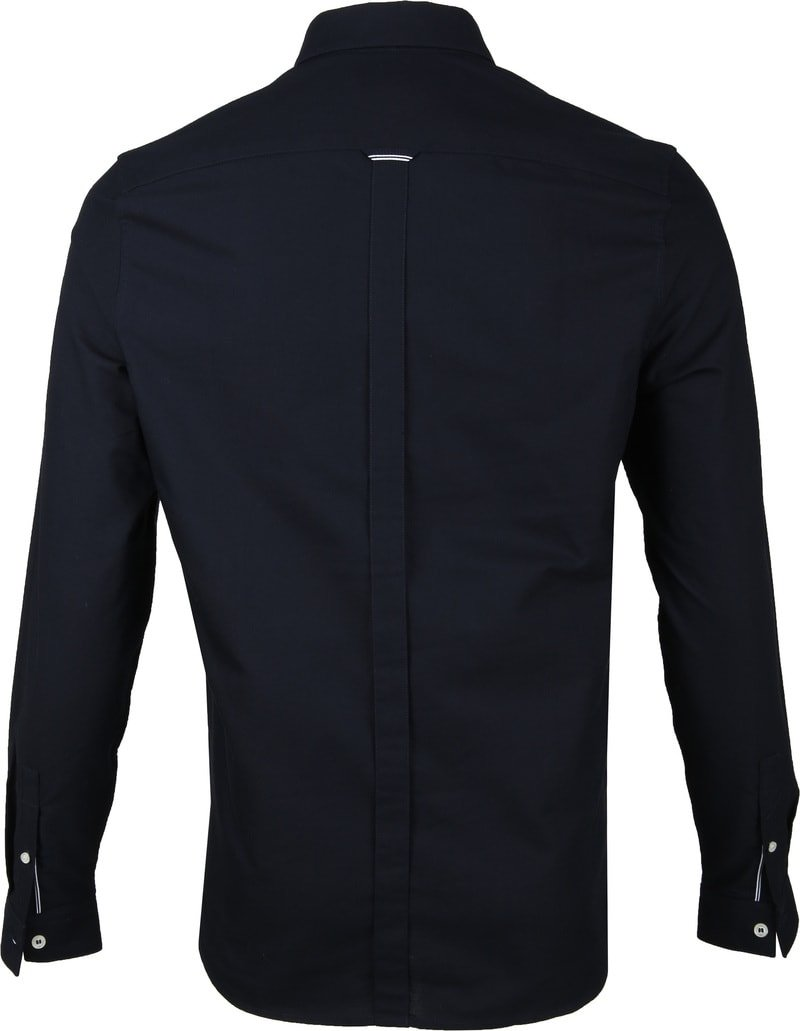 Fred Perry Classic Shirt Navy photo 4