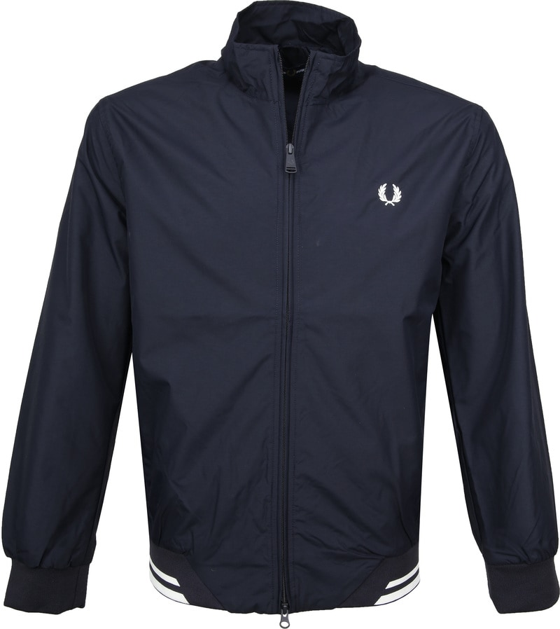 Fred Perry Jack Navy foto 0