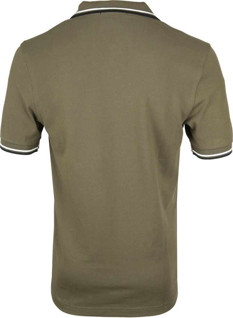 Fred Perry Polo Army K93 foto 3