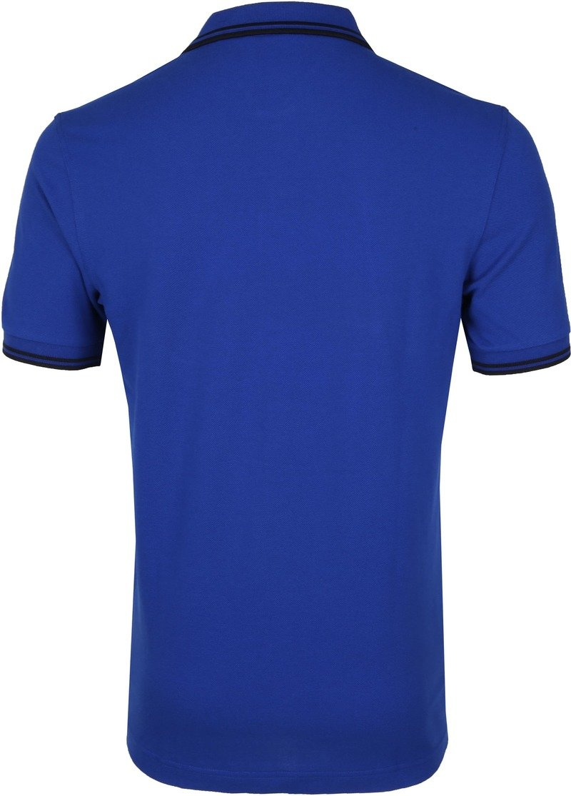 Fred Perry Polo Blauw L44 foto 3