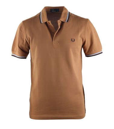 Fred Perry Polo Caramel 450  online bestellen | Suitable