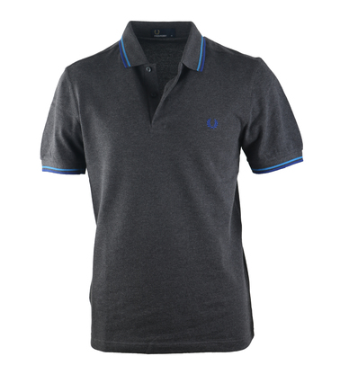 Fred Perry Polo Graphite D99  online bestellen | Suitable