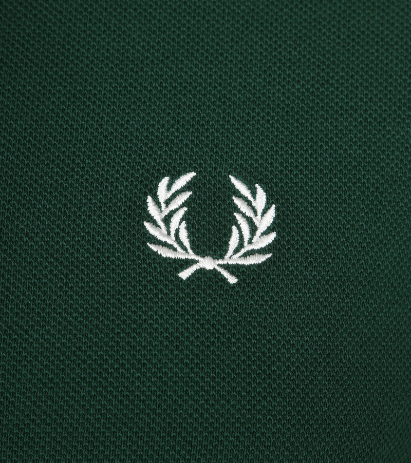 Fred Perry Polo Green 406 photo 1