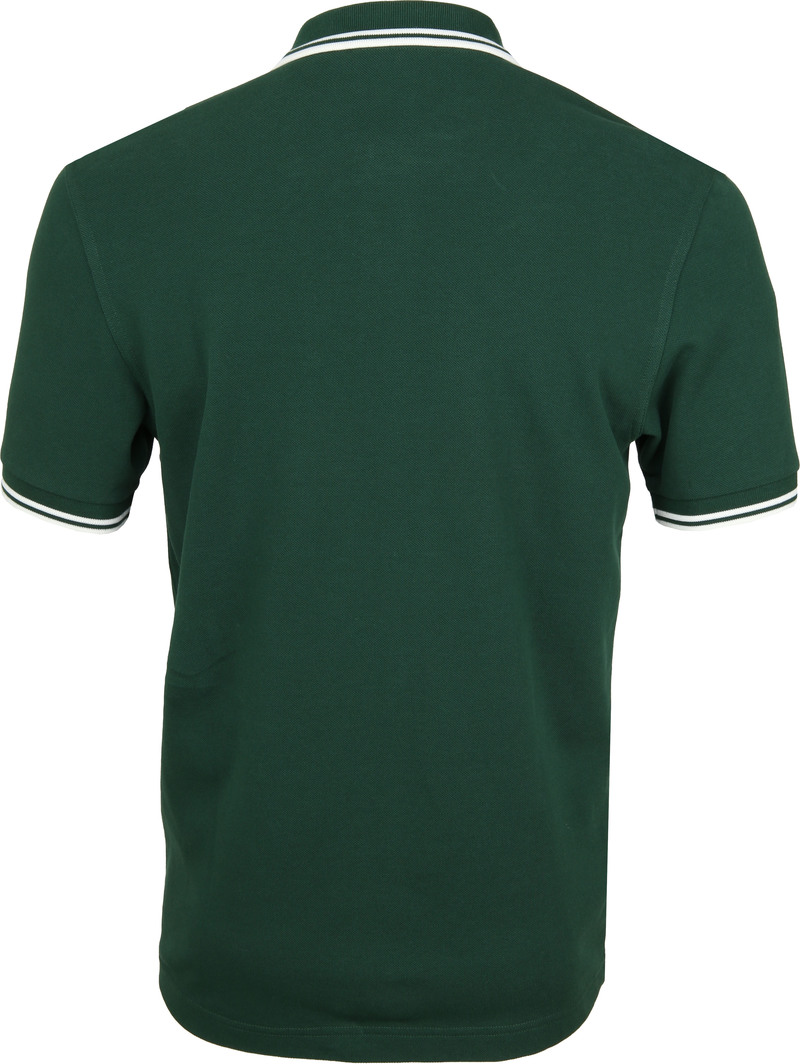 Fred Perry Polo Green 406 photo 2