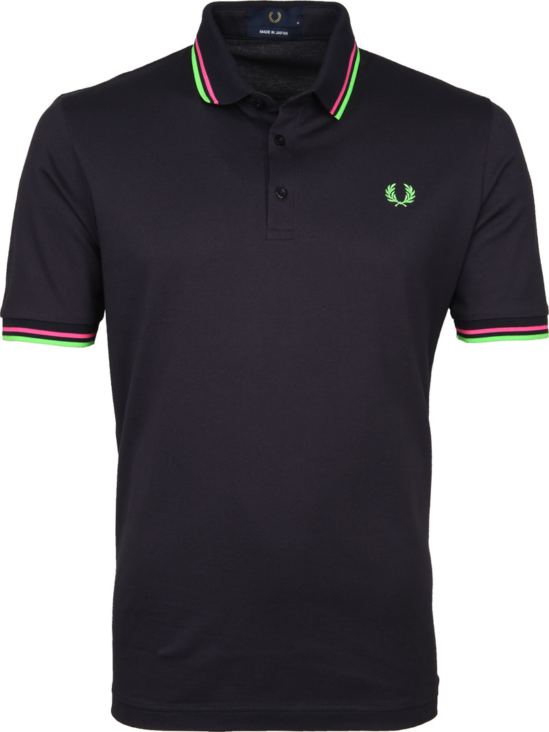 Fred Perry Polo M102 Donkerblauw