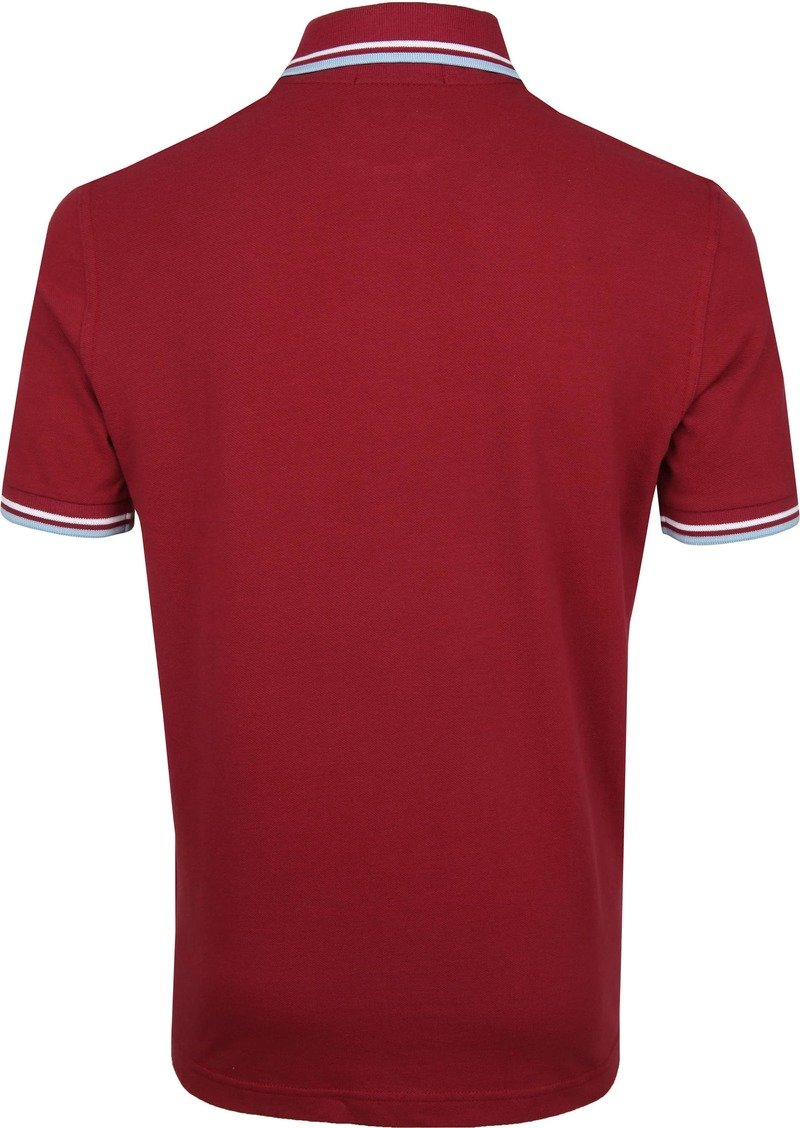 Fred Perry Polo M12 Rood