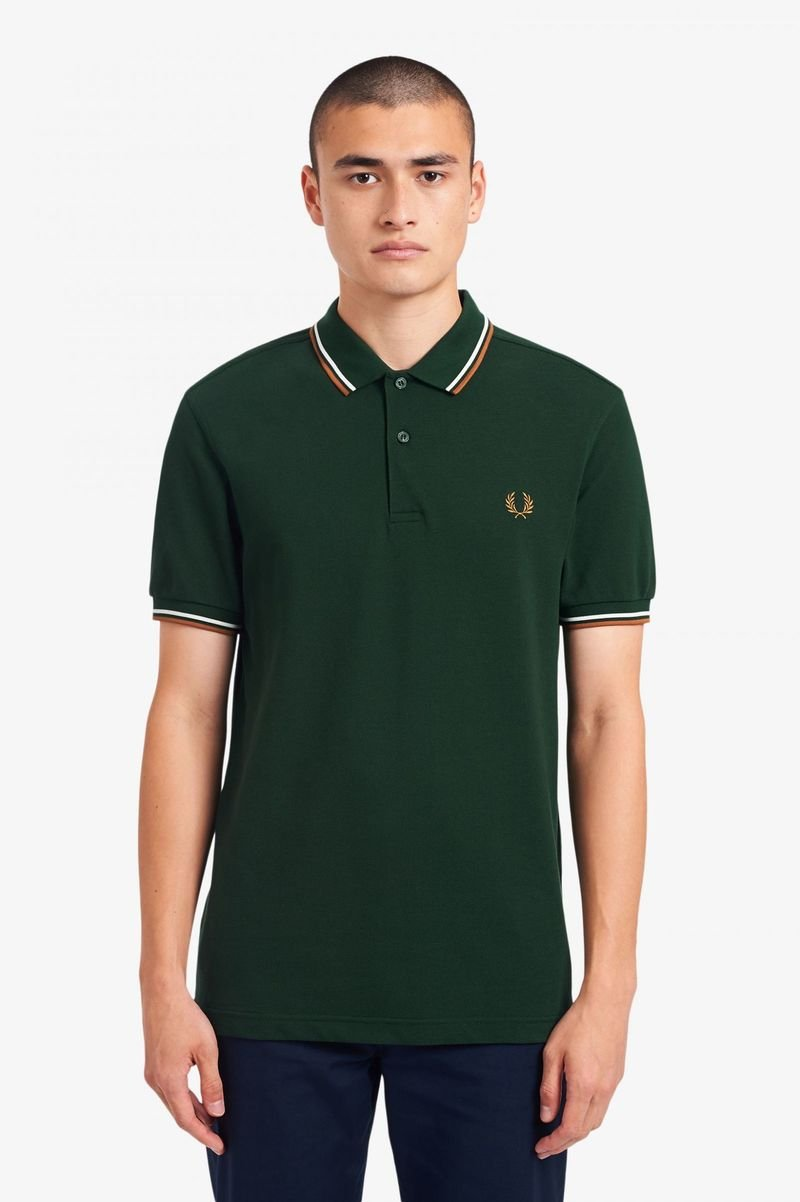 Fred Perry Polo M3600 Groen