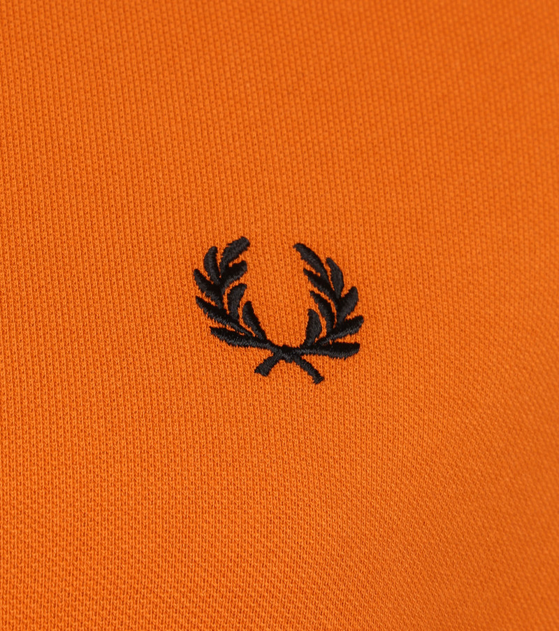 Fred Perry Polo M3600 Oranje