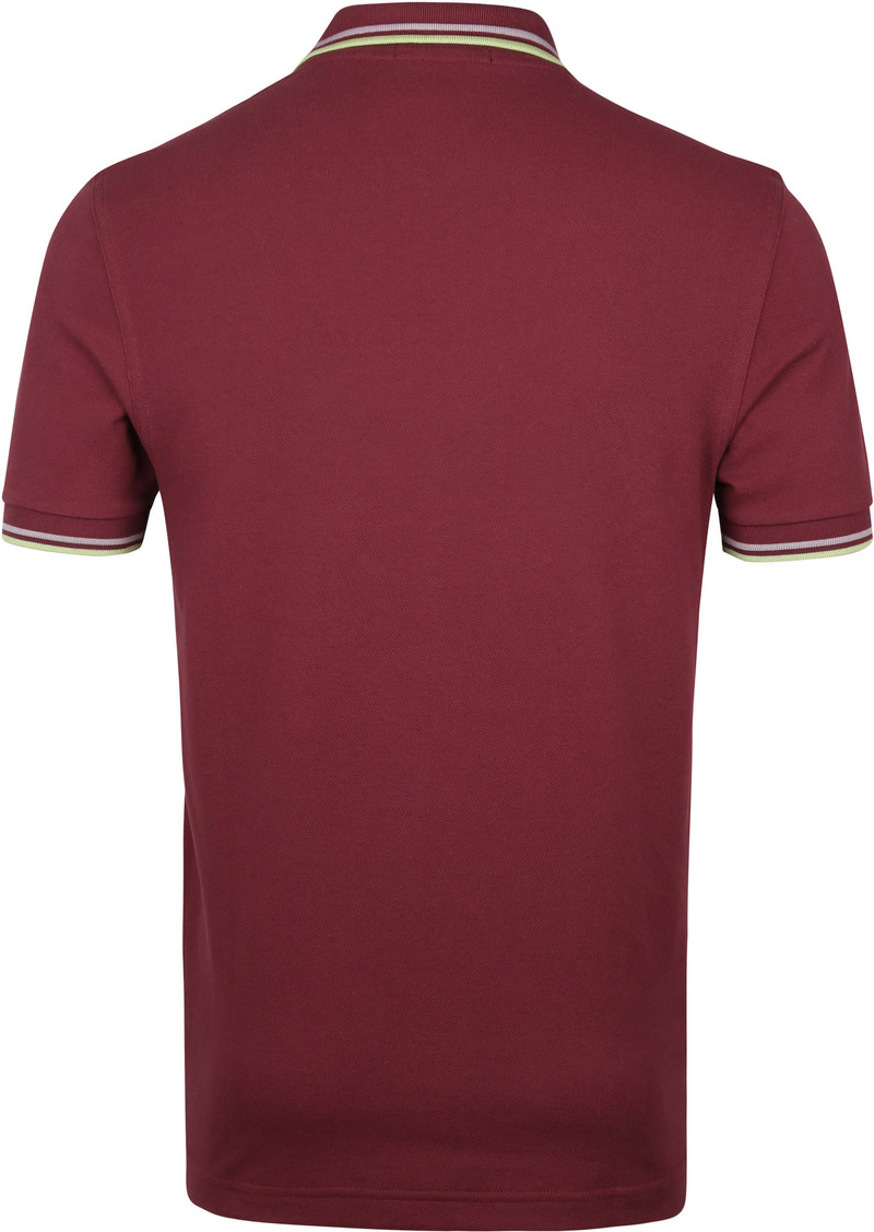 Fred Perry Polo M3600 Paars