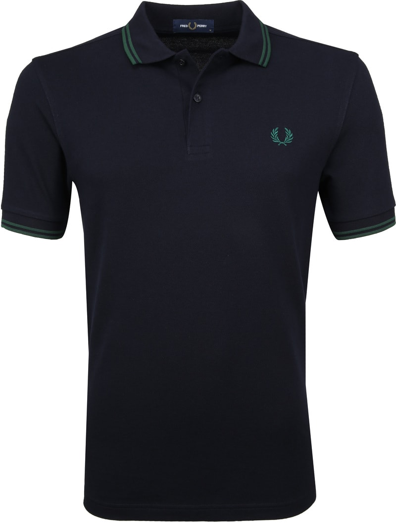 Fred Perry Polo Navy foto 0