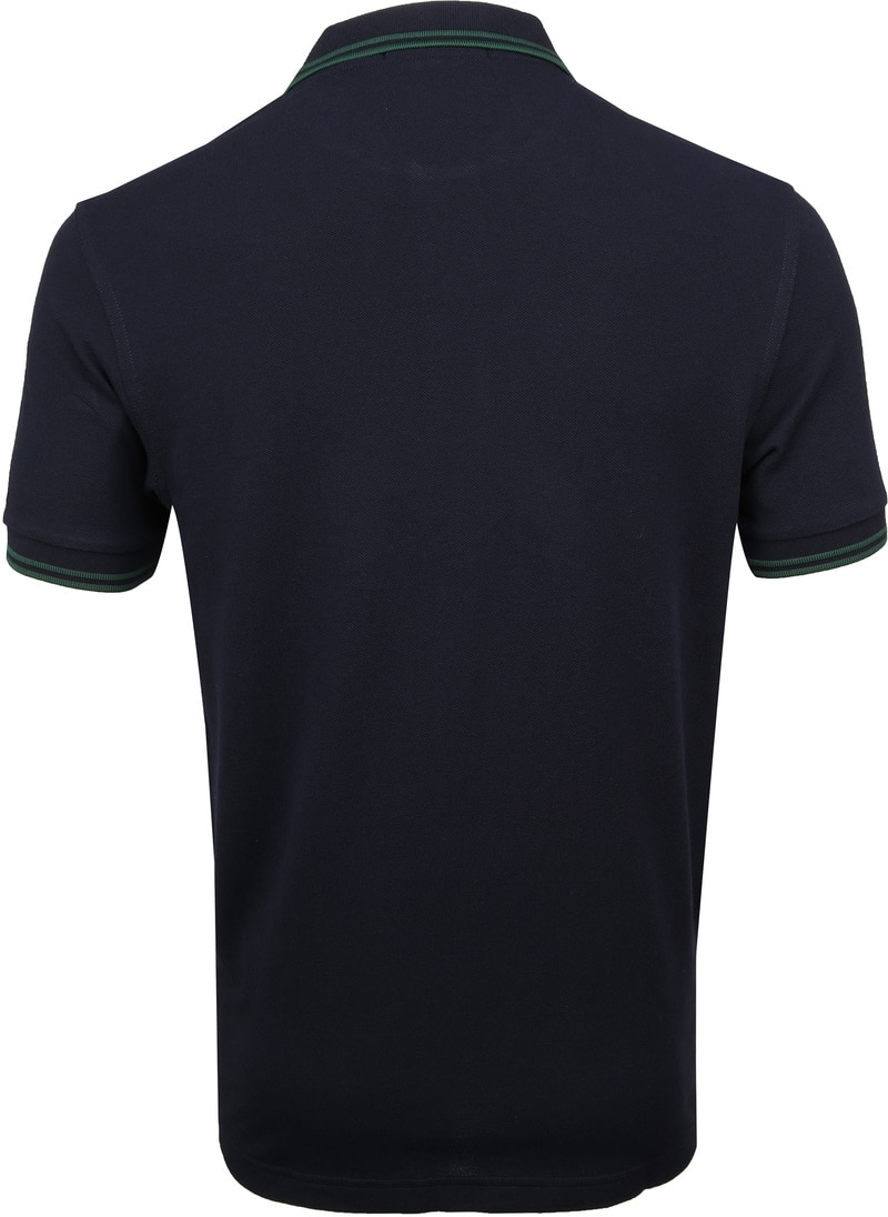 Fred Perry Polo Navy foto 3