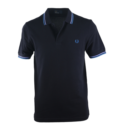 Fred Perry Polo Navy E03  online bestellen | Suitable