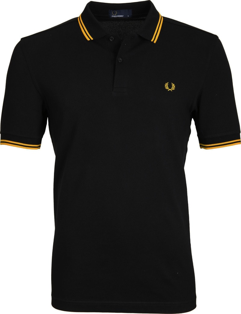 Fred Perry Polo Navy K97 foto 0
