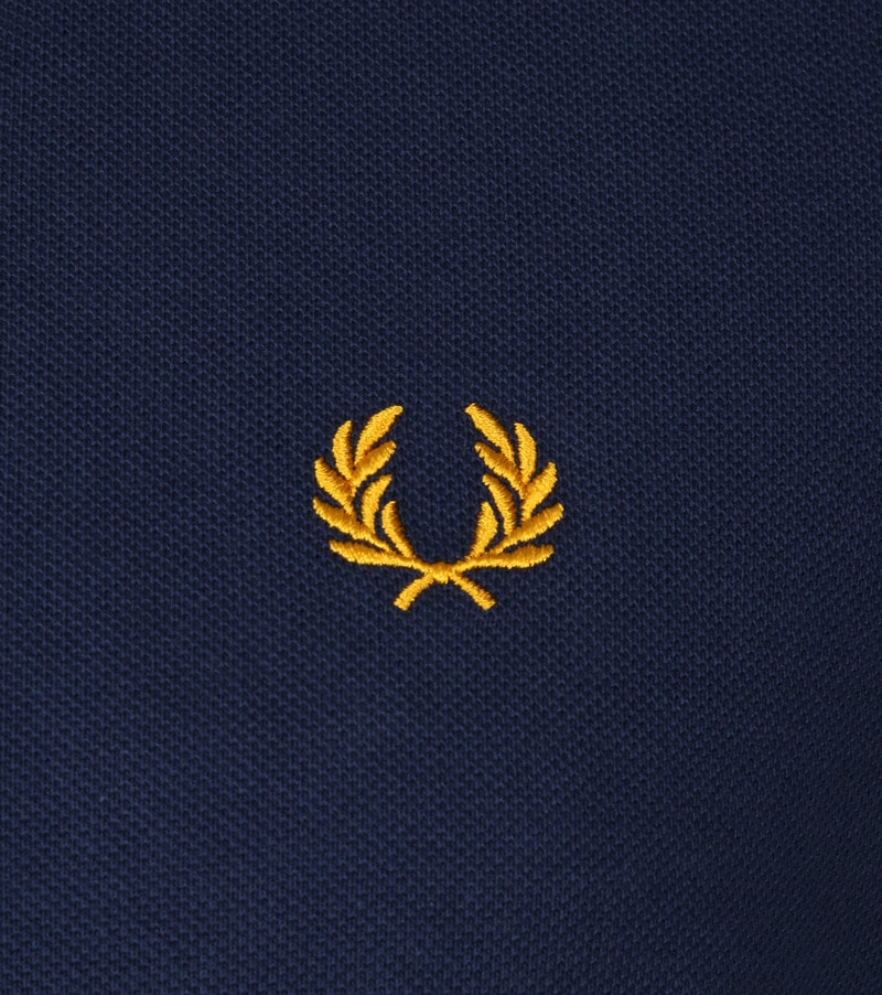Fred Perry Polo Navy L46 foto 2