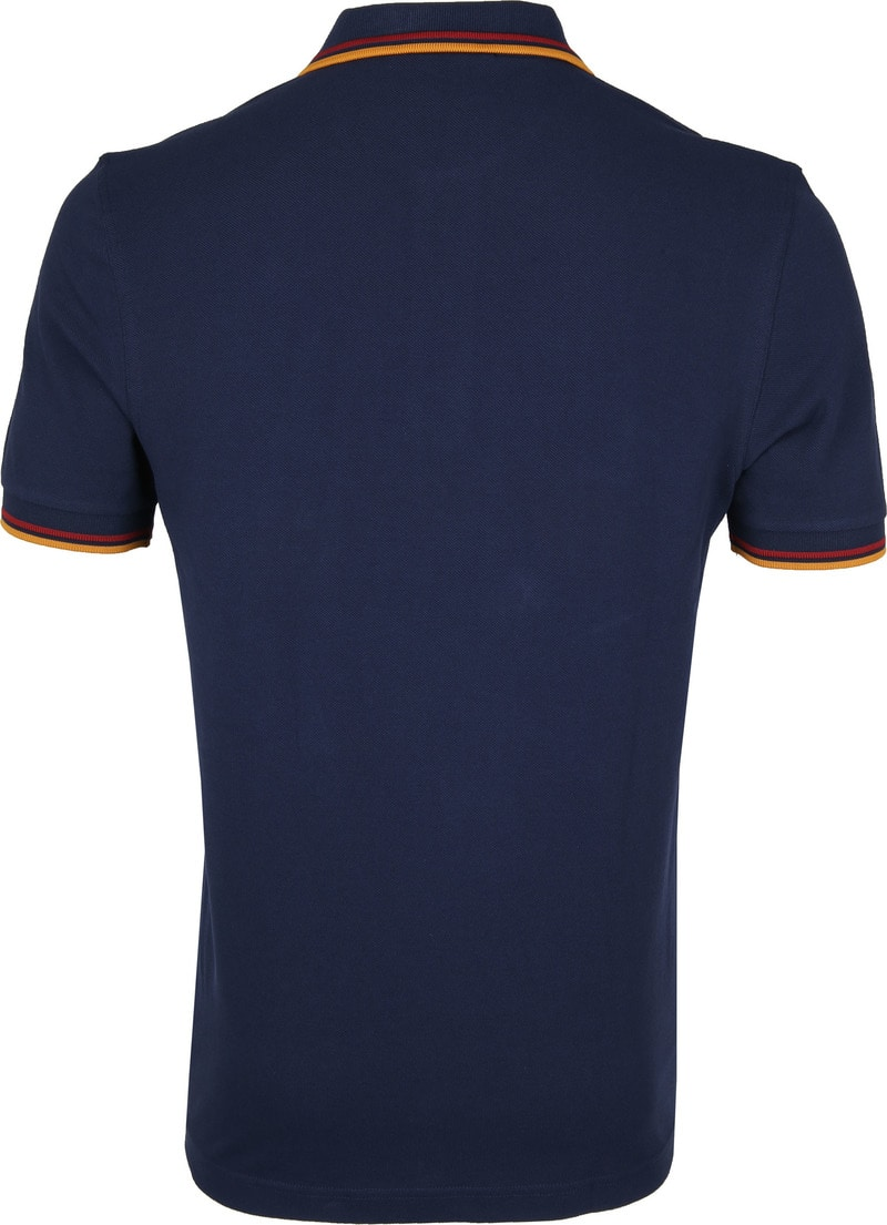 Fred Perry Polo Navy L46 foto 3