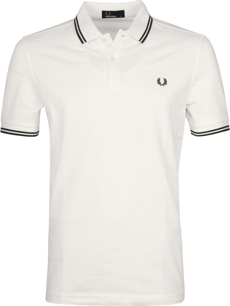 Fred Perry Polo Off-White K94 foto 0