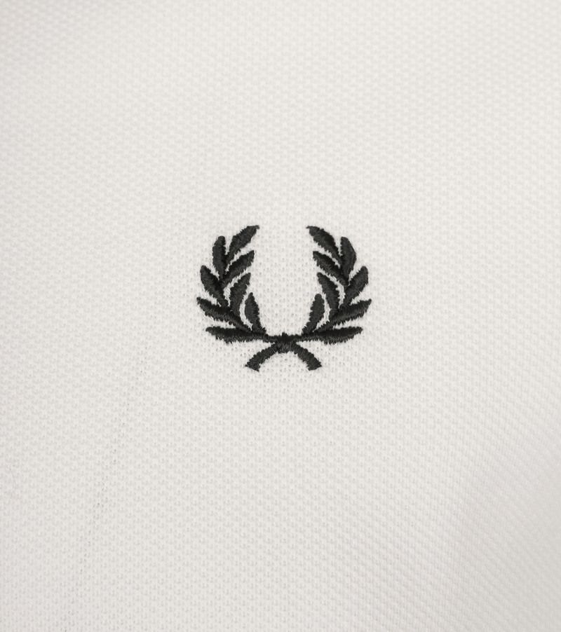 Fred Perry Polo Off-White K94 foto 1