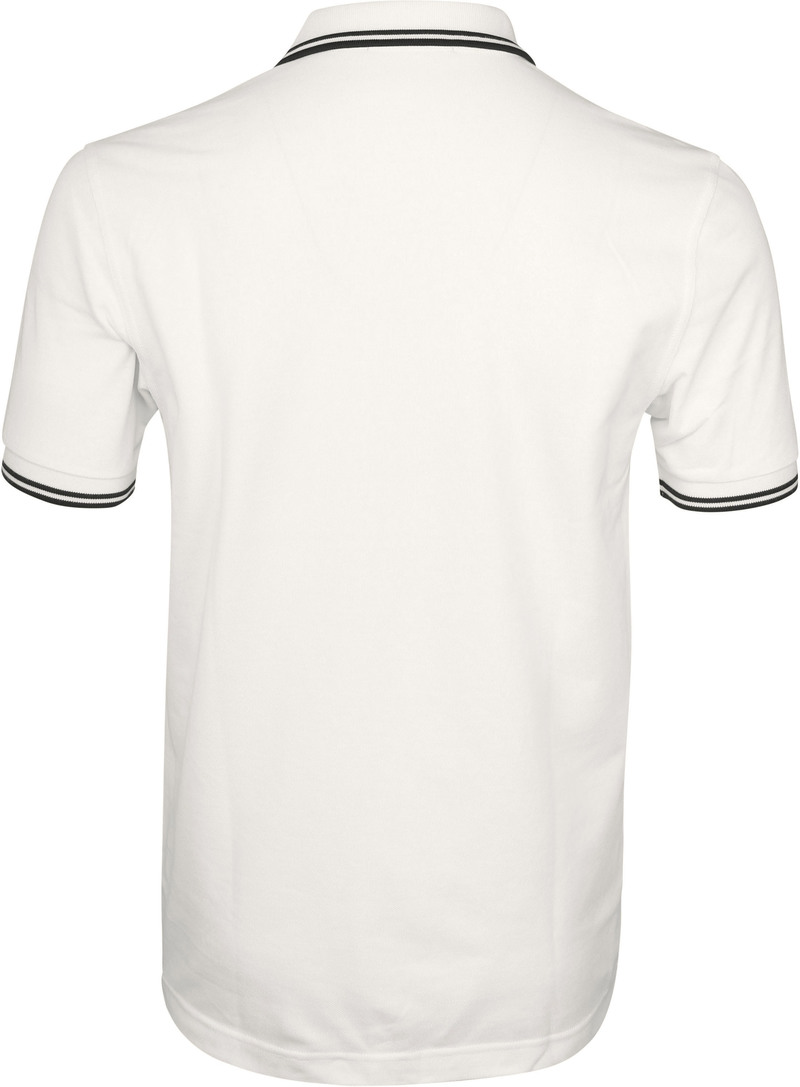 Fred Perry Polo Off-White K94 foto 2