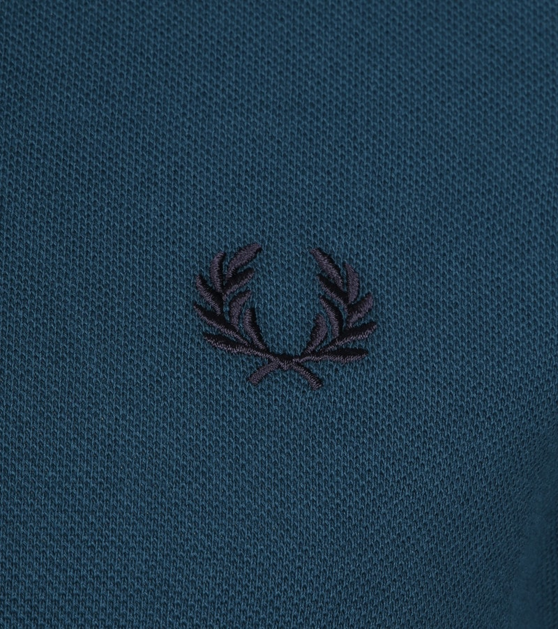 Fred Perry Polo Petrol K87 foto 2