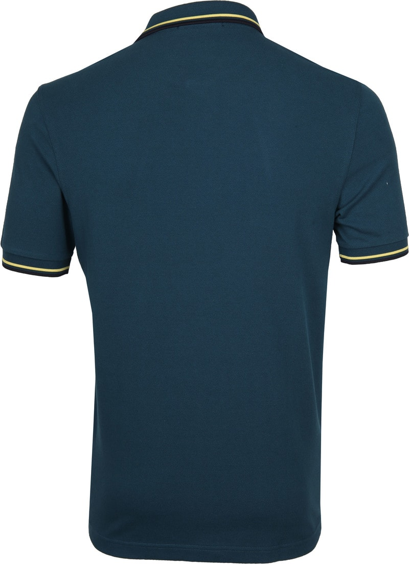 Fred Perry Polo Petrol K87 foto 3