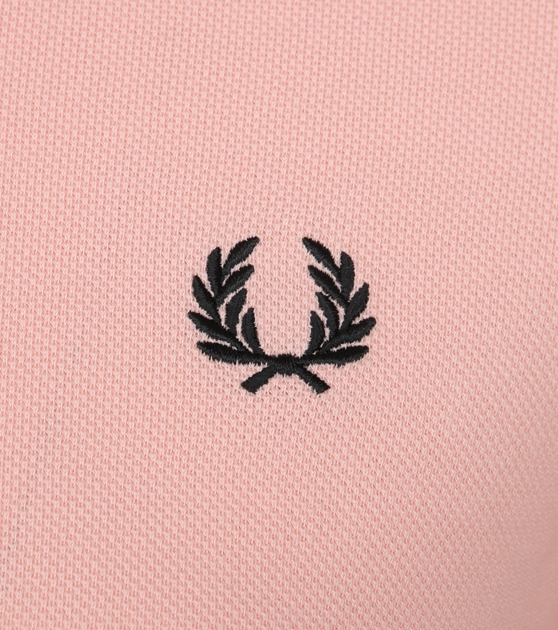 Fred Perry Polo Roze 457 foto 2