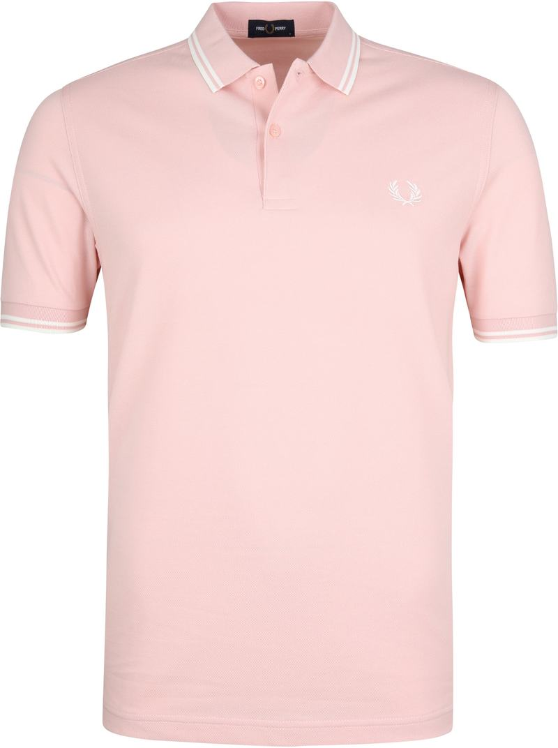 Fred Perry Polo Roze K23 foto 0