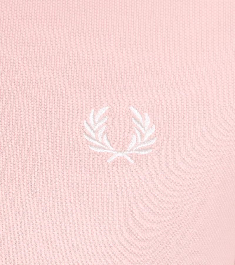 Fred Perry Polo Roze K23 foto 2