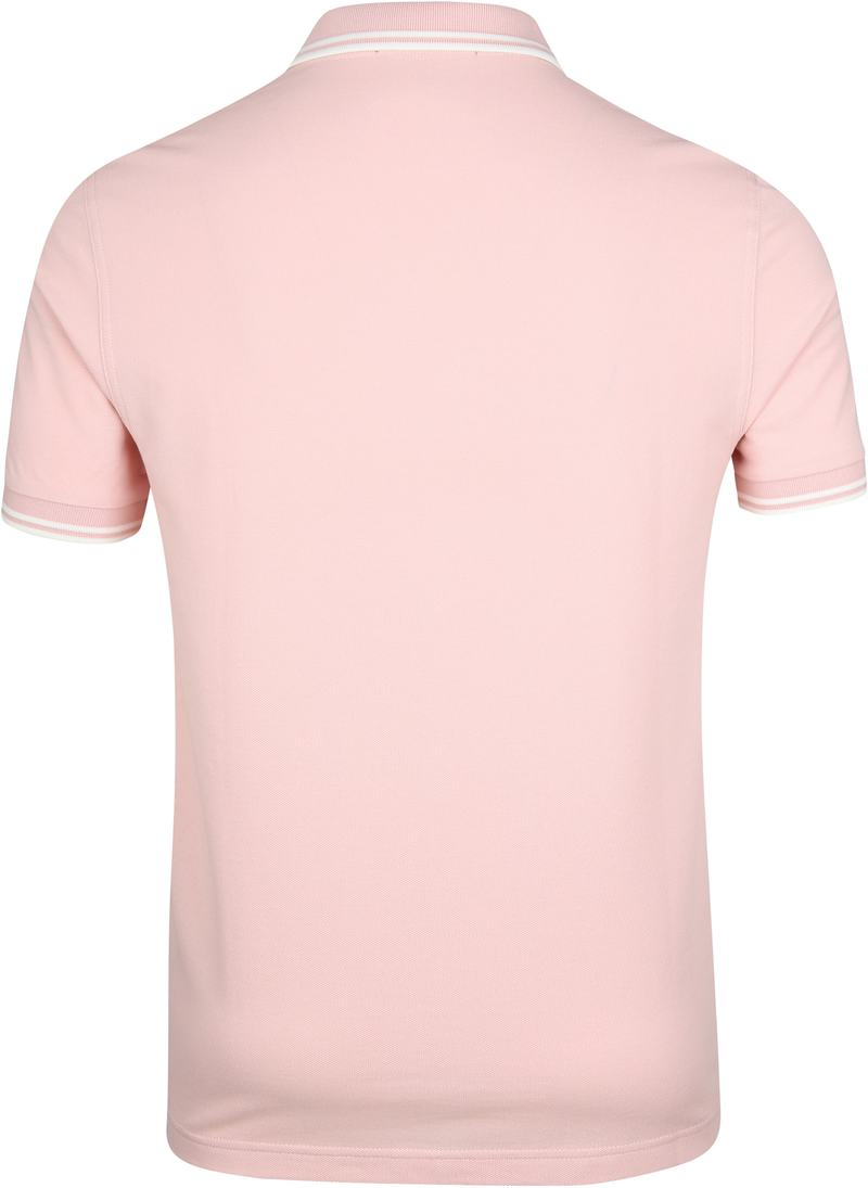 Fred Perry Polo Roze K23 foto 3