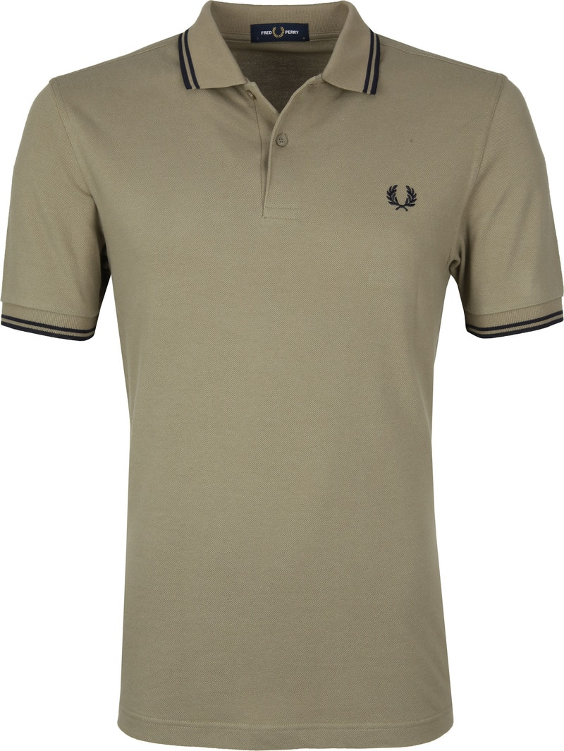 Fred Perry Polo Sage foto 0