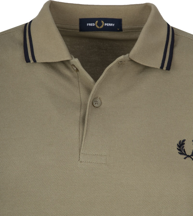 Fred Perry Polo Sage foto 1
