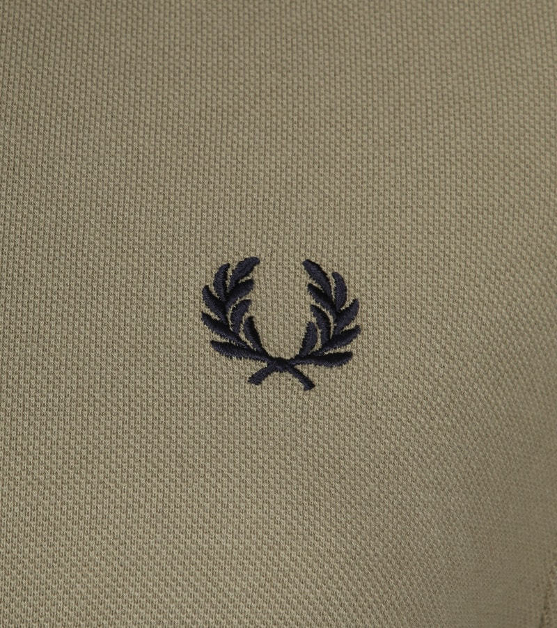 Fred Perry Polo Sage foto 2