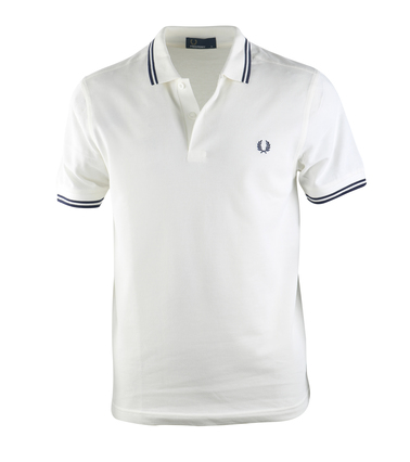 Fred Perry Polo Snow White C84  online bestellen | Suitable
