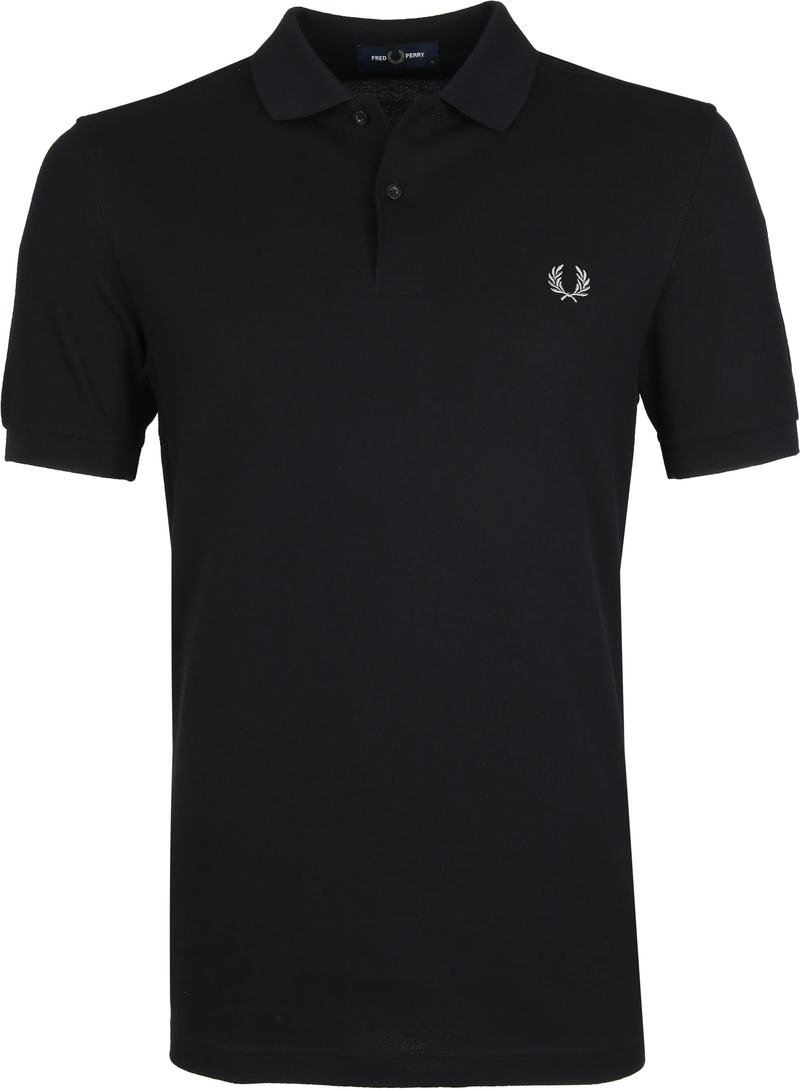 Fred Perry Polo Zwart 906 foto 0