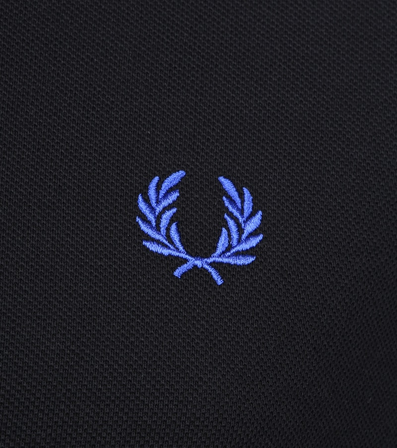 Fred Perry Poloshirt Black photo 2