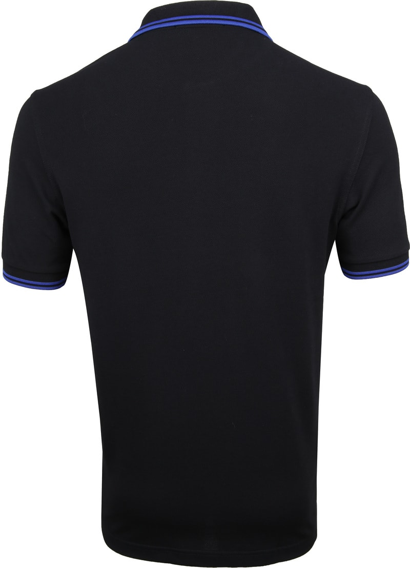 Fred Perry Poloshirt Black photo 3