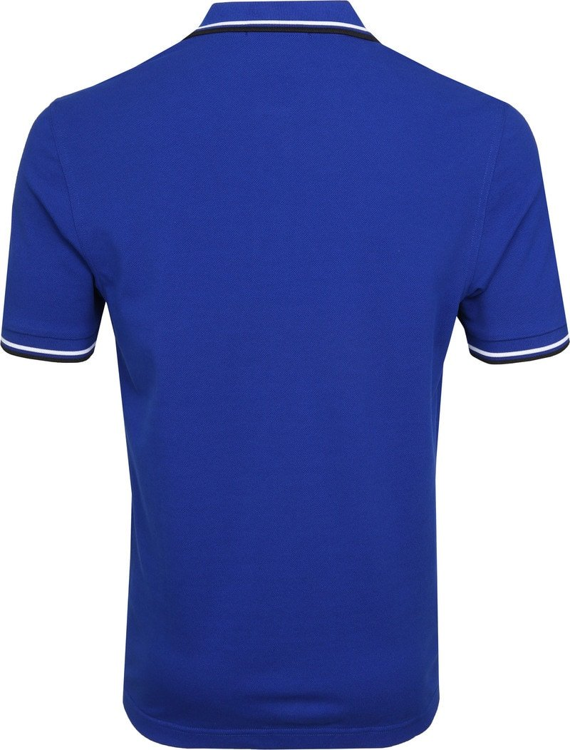 Fred Perry Poloshirt Blue I88 photo 3