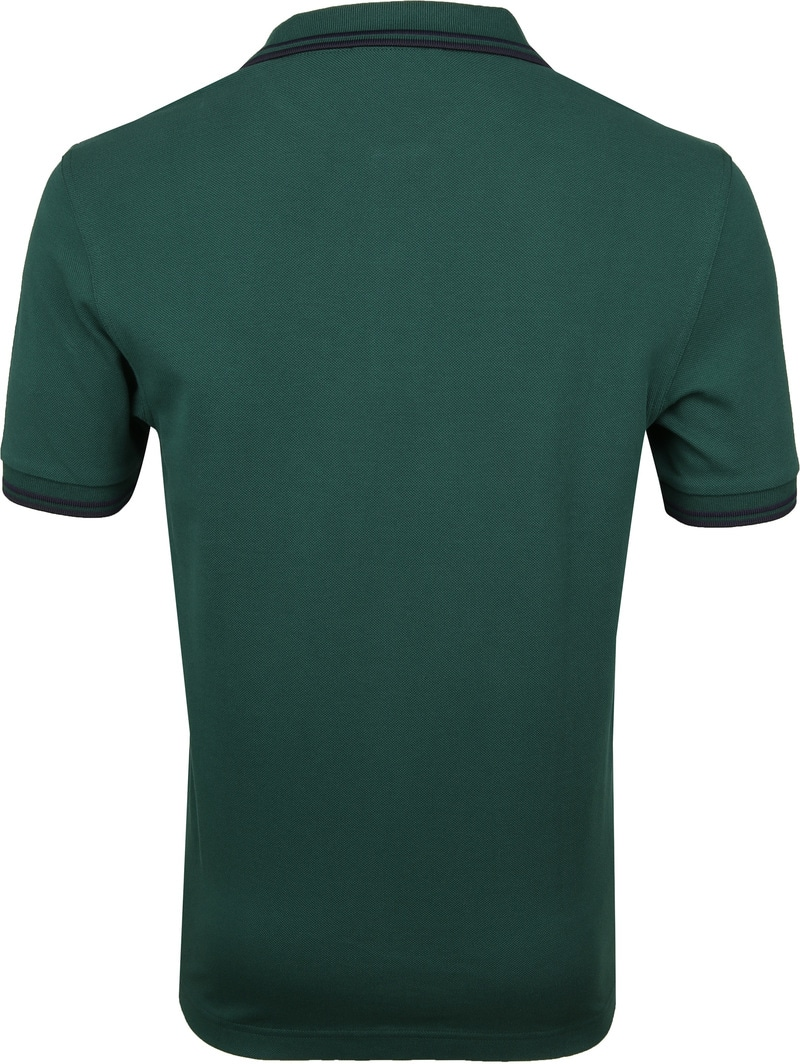 Fred Perry Poloshirt Dark Green photo 3