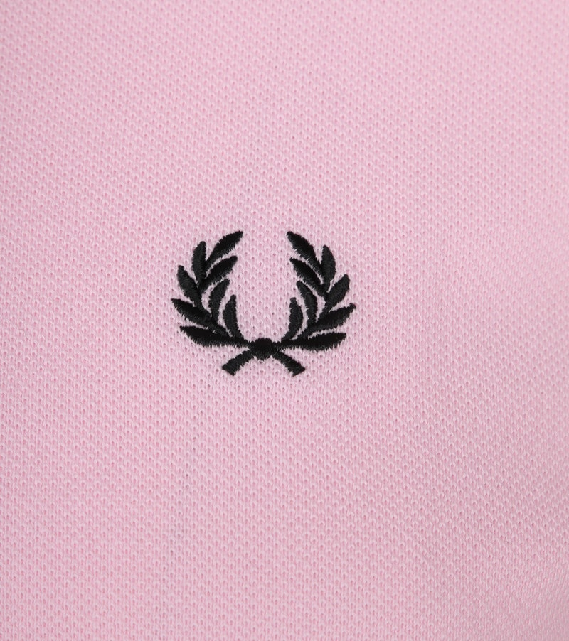 Fred Perry Poloshirt Pink 336 photo 1