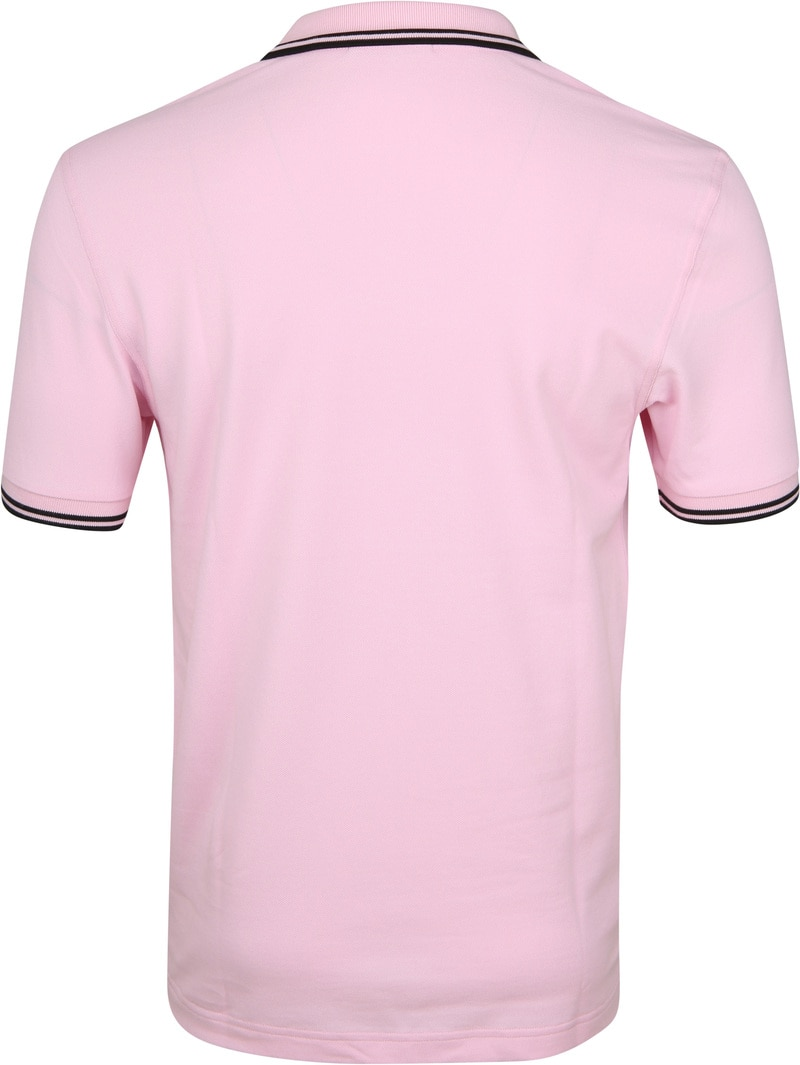 Fred Perry Poloshirt Pink 336 photo 2