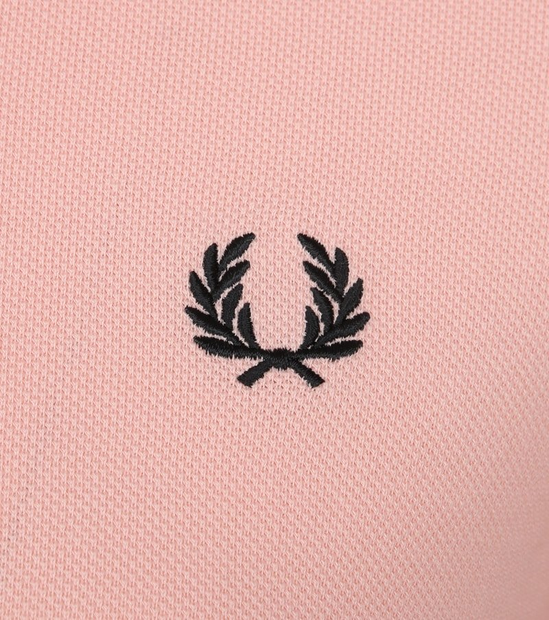 Fred Perry Poloshirt Pink 457 photo 2