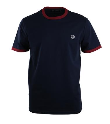 Fred Perry Shirt Navy  online bestellen | Suitable