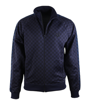 Fred Perry Track Jacket Chequerboard  online bestellen | Suitable