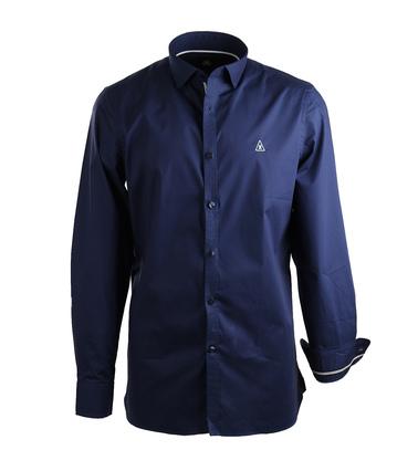 Gaastra Overhemd Thor Principles Donkerblauw  online bestellen | Suitable