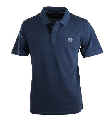 Gaastra Peak Poloshirt Donkerblauw  online bestellen | Suitable