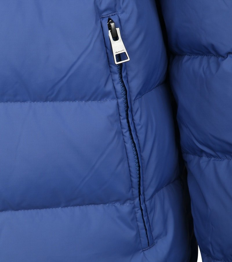 Gant Active Cloud Jacket Blauw foto 3
